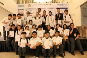 KDU Penang Culinary Students Win Top Awards at International Culinary Compeition