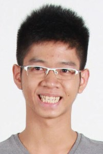 Cheah Chung Yin, KDU College Penang, creates history by scoring 8As in the GCE A-Levels