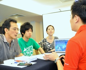 EduSpiral provided in-depth information on software engineering and convinced my parents on the importance of letting me study at the best university for IT in Malaysia. Mark Siew, Asia Pacific University