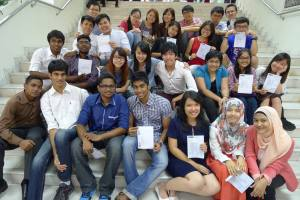 27 students from HELP University obtained straight A's in the January 2014 results.