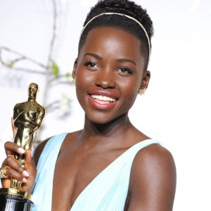 """Lupita Nyong'o, who won an Academy Award for her work in """"12 Years A Slave"""", has a master of fine arts from the Yale School of Drama"""