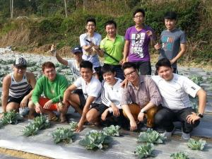 "Educational field trip for KDU College Penang's Professional Chef Training students enables them to learn the concept of food systems, ""from farm-to-table""."