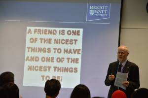 Heriot-Watt University Malaysia provides the best teaching experience for students