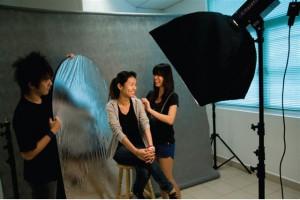 Photography Studio at KDU University College Penang