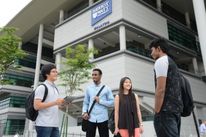 An intellectually stimulating environment at Heriot-Watt University Malaysia