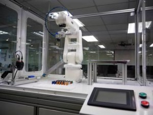 Top notch mechatronic engineering labs at Asia Pacific University
