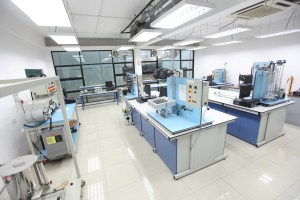 Thermo Fluid Lab for engineering program at UCSI University