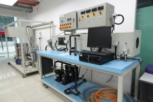 Thermo Fluid Lab for engineering students at UCSI University