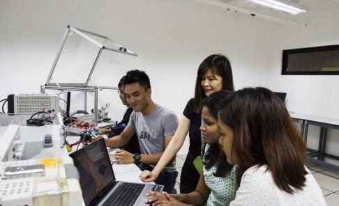 University of Wollongong (UOW) Malaysia KDU, Utropolis Glenmarie