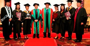KBU International College MBA Graduates