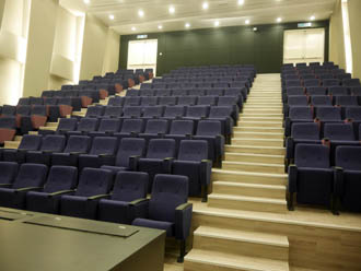Lecture Hall at University of Wollongong (UOW) Malaysia KDU, Utropolis Glenmarie