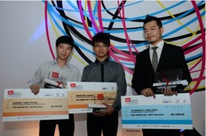 Malaysian Institute of Art (MIA) Industrial Design student Tan Haong Kuan won the first prize in the Student Category of the Innovative Idea Design Competition organized by Design Development Centre