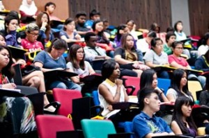 Curtin University Sarawak students learn from the best lecturers
