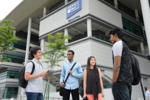 Heriot-Watt University is rated top in the UK for student experience