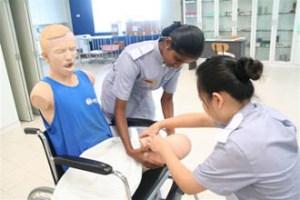Nursing Practical Lab at KDU Penang University College