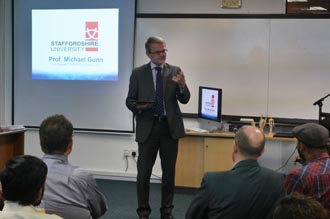 Students at APIIT benefit from the 3+0 partnership with Staffordshire University, UK from their expertise & experience