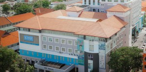 KDU Penang University College Campus is strategically located in the city area