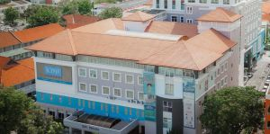 KDU College Penang Campus is strategically located in the city area