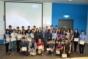 The best professors teach at Heriot-Watt University Malaysia