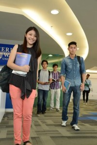 Learn in an intellectually stimulating environment with top students at Heriot-Watt University Malaysia
