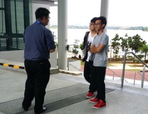 EduSpiral provides free transport to students to visit our partner universities such as the top ranked Heriot-Watt University Malaysia at the new campus in Putrajaya