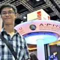 """I met EduSpiral at the Education Fair and he helped me to filter all the information from the universities and choose the best university that fit me."""" Vincent Hoy, Mechatronic Engineering Scholarship student at Asia Pacific University"""