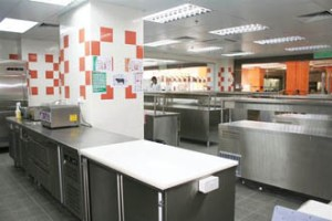 Escoffier Kitchen at KDU College Penang