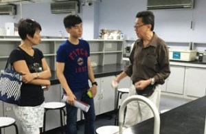 EduSpiral explained the courses in detail and took us around the campus to view the Pharmacy facilities to help me make a good decision about my future career. Ka Jun, Pharmacy at UCSI University