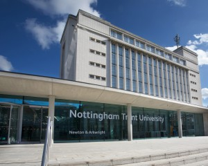 Nottingham Trent University is a Top 10 UK University for Design