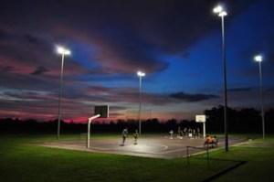 Excellent sporting facilities at Curtin University Sarawak