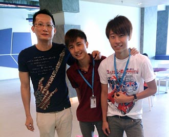 EduSpiral provided a lot of useful information to us on Facebook. They picked us up at KL Sentral to tour the college and to find hostel as well. Oliver Yong and Weng Lok, Hospitality & Tourism at Reliance College