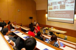 Lecture Hall at KDU College Penang