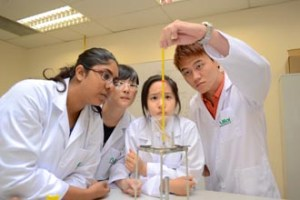Nilai University Biotechnology Lab