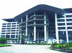 Asia Pacific University (APU) is ranked Tier 5 or