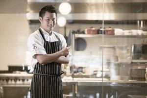 Chef Christopher, proud alumni of KDU University College culinary arts programme