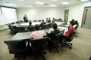 BERJAYA University College of Hospitality Conference Room
