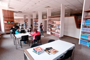 BERJAYA University College of Hospitality Library