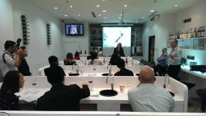 BERJAYA University College of Hospitality Oeneology Lab or Wine Lab