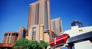 BERJAYA University College of Hospitality is strategically located inside Times Square in Kuala Lumpur