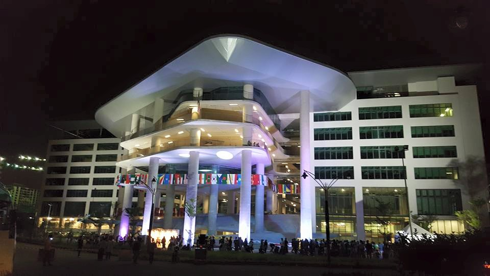 Asia Pacific University (APU) new campus at Technology Park Malaysia