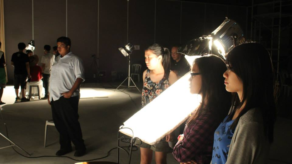 Film Studio at Point College