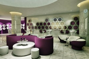 3D Rendering by Interior Design student at Saito College