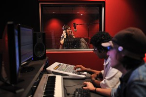 Recording Studio at IACT College