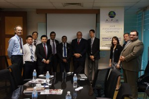 The collaboration between academicians at APU and industry professional at IBM will ensure that Asia Pacific University graduates are equipped with up-to- date skills and knowledge to excel in the IT industry in Malaysia and globally.