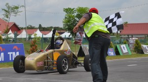 Taylor's University Racing Team