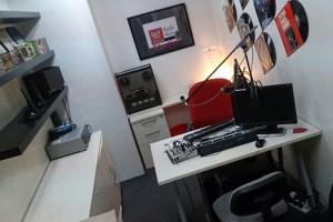 Radio Room at IACT College