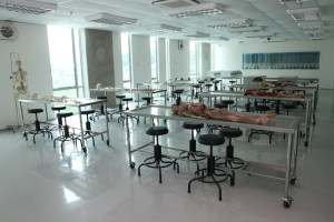 Medical facilities at Taylor's University