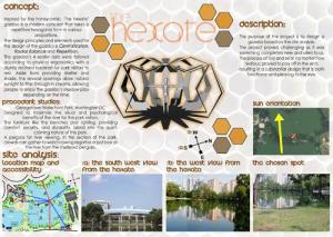 Taylor's University interior design student portfolio