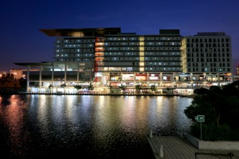 Taylor's University Lakeside Campus encompasses a modern, functional design with state-of-the-art facilities together with lush greenery and its trademark 5.5 acre lake