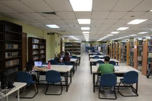 Library at KDU Penang University College